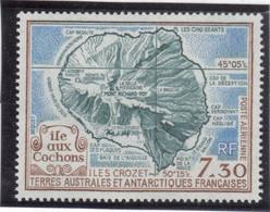 B14 - TAAF - PA110** MNH De 1990 - CROZET - ÎLE AUX COCHONS . - Terres Australes Et Antarctiques Françaises (TAAF)