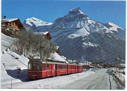 ENGELBERG Luzern-Stans-Engelberg-Bahn - OW Obwald