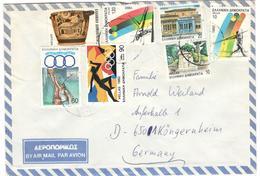 11386 - Pour L'Allemagne - Grèce