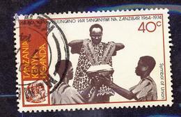 (Free Shipping*) USED STAMP - Kenya (1963-...)