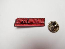 Beau Pin's , Jeu Jouet , Super Nintendo - Games