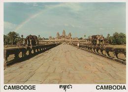 00704 - CAMBODGE - SIEM REAP - ANGKOR WAT XIIe Siècle - Cambodia