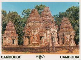 00706 - CAMBODGE - SIEM REAP - PREAH KO - Cambodia