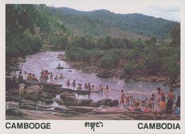 00708 - CAMBODGE - VALLEE DE TEUK CHHOU KAMPOT - Cambodia