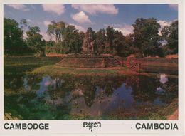00709 - CAMBODGE - SIEM REAP - PRASAT NEAK PEAN - Cambodia