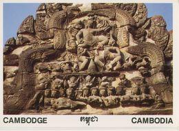 00713 - CAMBODGE - SIEM REAP - BANTEAY SAMRE - Cambodia