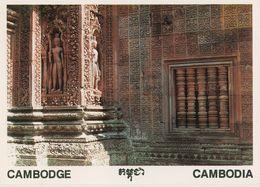 00722 - CAMBODGE -  SIEM REAP - BANTEAY SREI - Cambodia