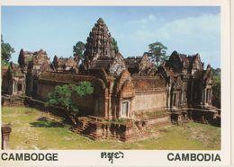 00723 - CAMBODGE - SIEM REAP - PRASAT BANTEAY SAMRE - Cambodia