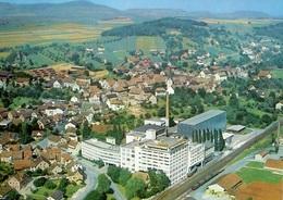 THAYNGEN Flugaufnahme Fabrik Knorr - SH Schaffhausen