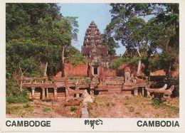 00724 - CAMBODGE - SIEM REAP - PRASAT BANTEAY SAMRE - Cambodia