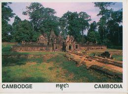 00725 - CAMBODGE - SIEM REAP - PRASAT BANTEAY SREI - Cambodia