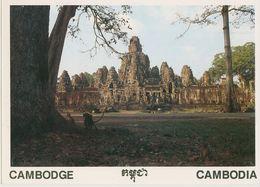 00726 - CAMBODGE -  SIEM REAP - ANGKOR BAYON - Cambodia