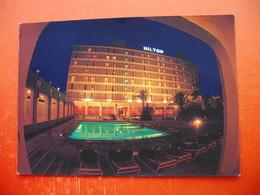 BAHRAIN-HILTON HOTEL.KUWAIT STAMP - Bahreïn
