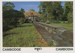 00730 - CAMBODGE - SIEM REAP - PRASAT BAPHUON - Cambodia