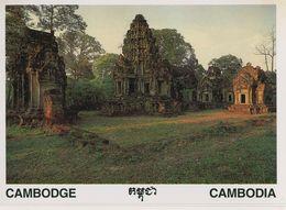 00733 - CAMBODGE - SIEM REAP - PRASAT THOMMANON - Cambodia