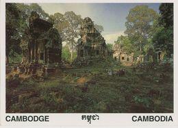 00734 - CAMBODGE - SIEM REAP - PRASAT CHAU SAY TEVODA - Cambodia