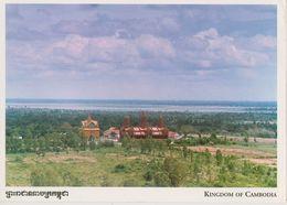 00735 - CAMBODGE - PHNOM REAP PAGODA - Cambodia