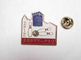 Beau Pin's , La Poste , ASPTT Pau , Bowling , Pyrénées Atlantiques - Post