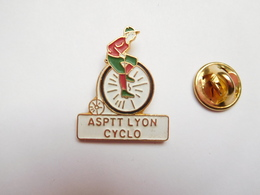 Beau Pin's , La Poste , ASPTT Lyon Cyclo , Vélo , Cyclisme , Grand Bi , Rhône - Post