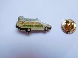 Beau Pin's , Médical , Univers Ambulances ; Nice , Alpes Maritimes - Medical