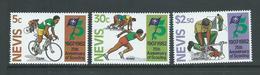 Nevis 1982 Scout Set 3 MNH - St.Christopher-Nevis-Anguilla (...-1980)