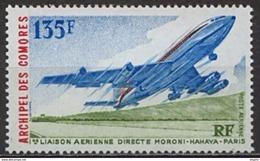 Comores, PA N° 65** Y Et T - Comores (1950-1975)
