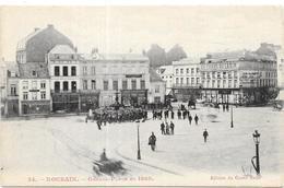 ROUBAIX: GRANDE PLACE EN 1880 - Roubaix