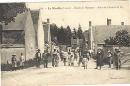 LA NIVELLE - Route De Huisseau Pont Du Chemin De Fer  185 - Francia