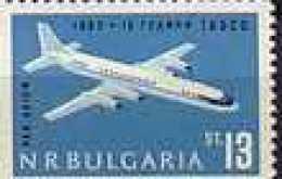 BULGARIA  / Bulgarien   1962  AIRPLAN - TABSO  1v.-MNH - Bulgarien