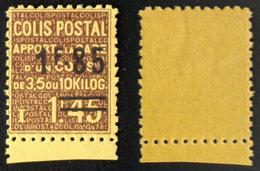 COLIS POSTAUX N° 119 Neuf N** TB Cote 30€ - Paketmarken