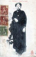 Tonkin - Femme De Hanoï En 1909 - Viêt-Nam