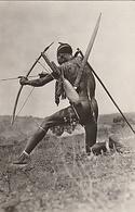 CPSM AFRIQUE OCCIDENTALE  FRANCAISE LIGNE DU HOGGAR TIREUR A L' ARC - Postcards
