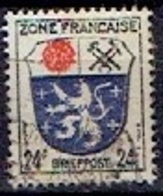 GERMANY # FROM 1945 STAMPWORLD 9 - Zone Française