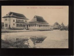 Cambodge Pnom-penh école Franco-cambodgienne  édit. Dieulefils N° 1620 - Cambodia