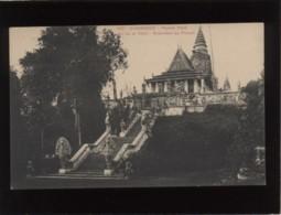 Cambodge Pnom-penh Jardin De La Ville Ensemble Du Phnom   édit. Dieulefils N° 1610 - Cambodia