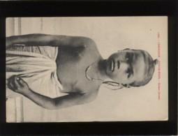 Cambodge Phnom-penh Enfant (buste ) édit. Dieulefils ?? N° 1666 - Cambodia