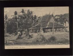 Cambodge Un Wouat Au Cambodge édit. Courtin N° 112 - Cambodia