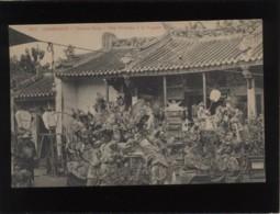 Cambodge Phnom-penh Fête Chinoise à La Pagode édit.  Dieulefils N° 1693 - Cambodia