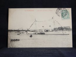 Warship Bordeaux L'Escadre Nord En Rade -07__(21307) - Warships