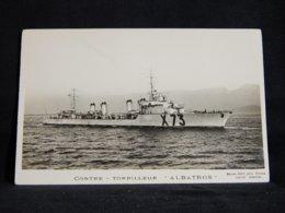 Warship Contre-Torpilleur Albatros__(21270) - Guerra