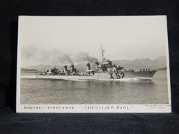 Warship Contre-Torpilleur Chevalier Paul__(21600) - Guerre