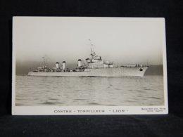 Warship Contre-Torpilleur Lion__(21240) - Guerra