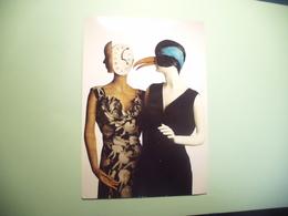 BELLE ILLUSTRATION ....EVENING DRESS ...ELSA SCHIAPARELLI - Illustrateurs & Photographes