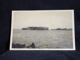 UK Old Ship Postcard__(22431) - Zeilboten