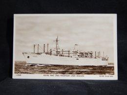 Steamer Aragon Royal Mail Lines Passenger__(22448) - Steamers