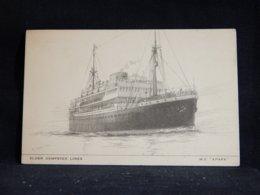 Steamer M.V. Apapa__(22687) - Steamers