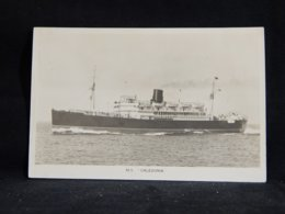 Steamer M.V. Caledonia__(22745) - Passagiersschepen