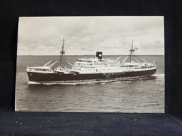 Steamer M.V. Tjitjalengka__(22655) - Steamers