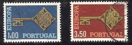 Portugal Europa 1 Esc , 3.50 Esc - 1910-... République