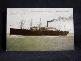 Steamer P.D. President Grant__(22132) - Paquebote